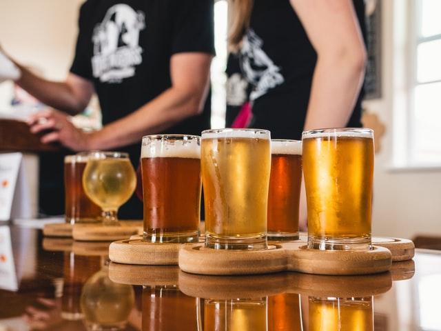 craft brewery